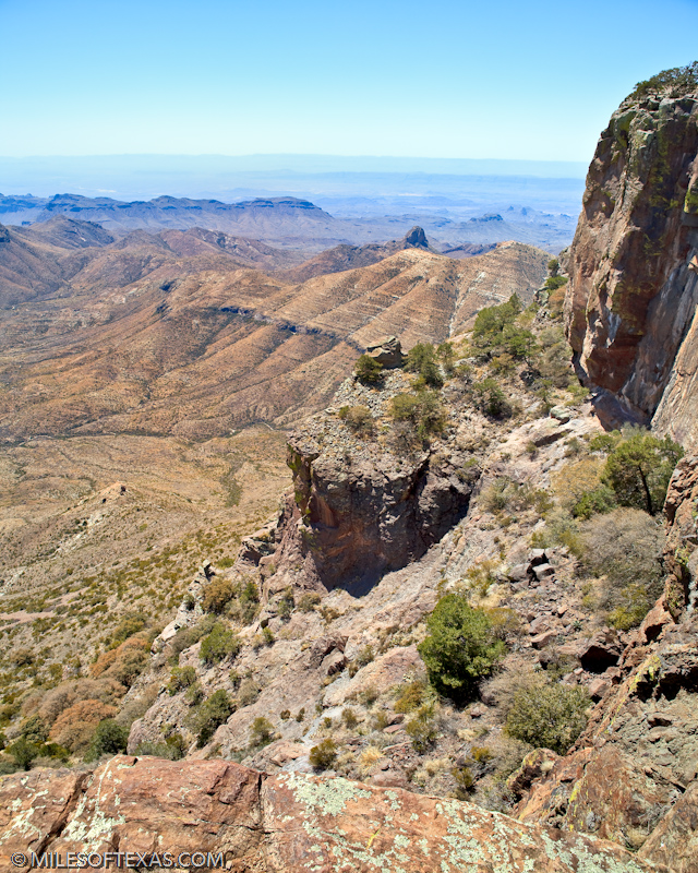 Big Bend National Park - View From the South Rim